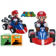 NINTENDO - Kart à Friction Mario 12cm -S-
