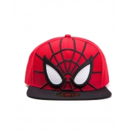 Marvel - Casquette Snapback Mesh Eyes Spider-Man