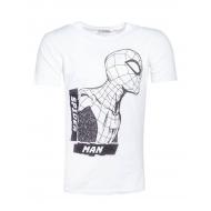 Marvel - T-Shirt Side View Spidey Spider-Man