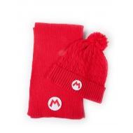Nintendo - Set bonnet & écharpe Super Mario
