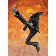 One Piece - Statuette FiguartsZERO Black Leg Sanji 13 cm