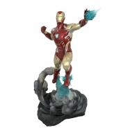 Avengers : Endgame - Diorama Marvel Movie Gallery Iron Man MK85 23 cm