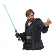 Star Wars Episode VIII - Buste mini Luke Skywalker 18 cm
