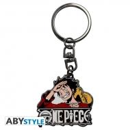 ONE PIECE - Porte-clés Luffy New World
