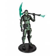 Fortnite - Figurine Green Glow Skull Trooper (Glow-in-the-Dark) Walgreens Exclusive 18 cm