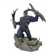 Avengers : Endgame - Diorama Marvel Movie Gallery Tracksuit Hulk 23 cm