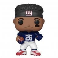 NFL - Figurine POP! Saquon Barkley (Giants) 9 cm