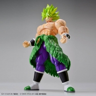 Dragonball Super - Figurine Plastic Model Kit Figure-rise Super Saiyan Broly Fullpower 15 cm