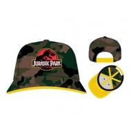 Jurassic Park - Casquette Baseball Logo Jurassic Park Camo