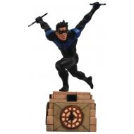 DC Comic Gallery - Diorama Nightwing 23 cm