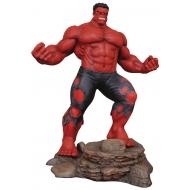 Marvel Gallery - Diorama Red Hulk 25 cm