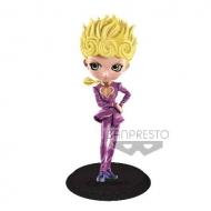 JoJo's Bizarre Adventure Golden Wind - Figurine Q Posket Giorno Giovanna Ver. B 14 cm