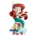 Disney - Statuette The World of Miss Mindy Presents Ariel (La Petite Sirène) 24 cm