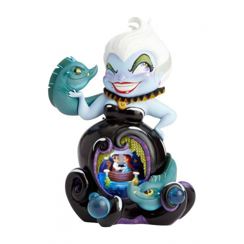 Disney -  Statuette The World of Miss Mindy Presents Ursula (La Petite Sirène) 25 cm