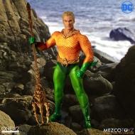 DC Comics - Figurine 1/12 Aquaman 17 cm