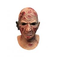 Les Griffes de la Nuit - Masque latex Deluxe Freddy Krueger