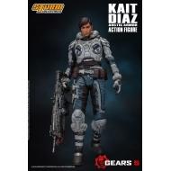 Gears of War 5 - Figurine 1/12 Kait Diaz Arctic Armor 18 cm