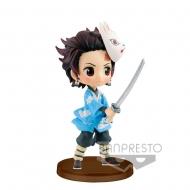 Kimetsu no Yaiba Demon Slayer - Figurine Q Posket Petit Tanjiro Kamado 7 cm