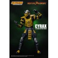 Mortal Kombat - Figurine 1/12 Cyrax 18 cm