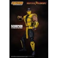 Mortal Kombat - Figurine 1/12 Scorpion 16 cm