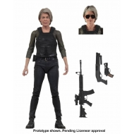 Terminator Dark Fate - Figurine Sarah Connor 18 cm
