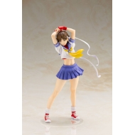 Street Fighter Bishoujo - Statuette 1/7 Sakura Round 2 22 cm