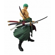 One Piece - Figurine Variable Action Heroes Roronoa Zoro Renewal Edition 18 cm