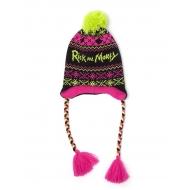 Rick & Morty - Bonnet de ski Acid Laplander