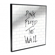Pink Floyd - Décoration murale Crystal Clear Picture The Wall 32 x 32 cm
