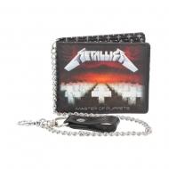 Metallica - Porte-monnaie Master of Puppets