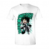 My Hero Academia - T-Shirt SMASH!