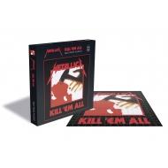 Metallica - Puzzle Kill 'Em All