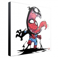 Marvel - Tableau en bois Venom by Skottie Young 30 x 30 cm