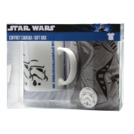STAR WARS - Pack Galactic Empire sport grey (TS141 + Mug034 + badge)
