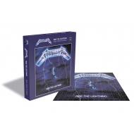 Metallica - Puzzle Ride the Lightning