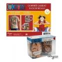 ONE PIECE - Pack Luffy Wanted (TS184 + Mug032)