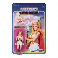 Les Maîtres de l'Univers - Figurine ReAction She-Ra 10 cm