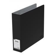 Ultimate Guard - Album Supreme Collector's QuadRow™ 3-Ring XenoSkin™ Noir