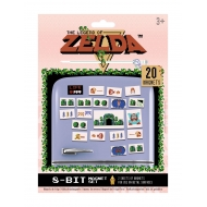 The Legend of Zelda - Pack 20 aimants Retro The Legend of Zelda