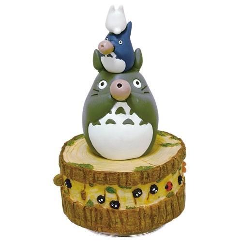 Mon voisin Totoro - Boite à musique Totoro's Band 21 cm