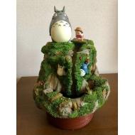 Mon voisin Totoro - Diorama Water Garden Mae And Totoro