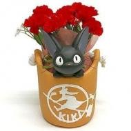 Kiki la petite sorcière - Pot à fleurs Jiji 18 cm