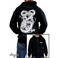 DRAGON BALL - Sweat - DBZ/ Shenron homme black