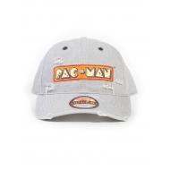 Pac-Man - Casquette Baseball Logo Denim