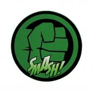 Marvel - Tapis Hulk Smash 80 cm
