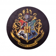 Harry Potter - Tapis Logo Hogwarts80 cm