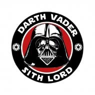 Star Wars - Tapis Darth Vader 80 cm