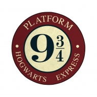 Harry Potter - Tapis Platform 9 3/4 80 cm