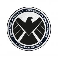 Marvel - Tapis S.H.I.E.L.D. 80 cm
