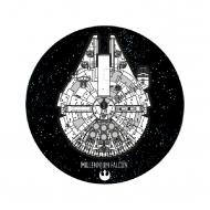Star Wars - Tapis Millennium Falcon 80 cm